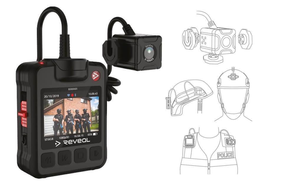 D5T Body Camera