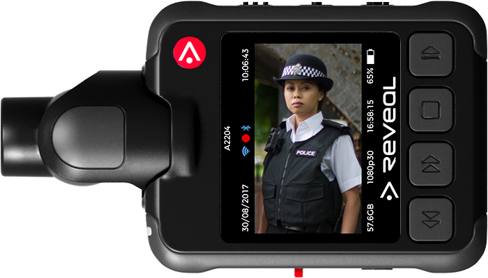 Body Cameras for Police Officers